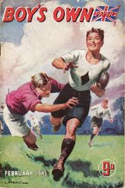 boys own paper 1945