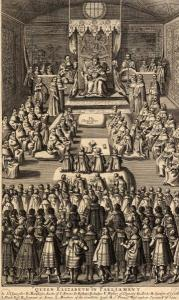 house of commons 1601